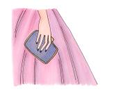 haute couture designer dress