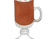 coffee caffe latte glass